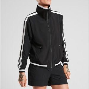 SoCool 😍 Retro ATHLETA Sprint Track Jacket XS